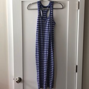 French Connection purple and white tank dress, 4